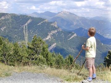 Andorra in the summer