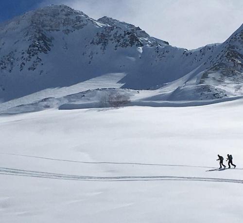 Ski Touring Le Tour