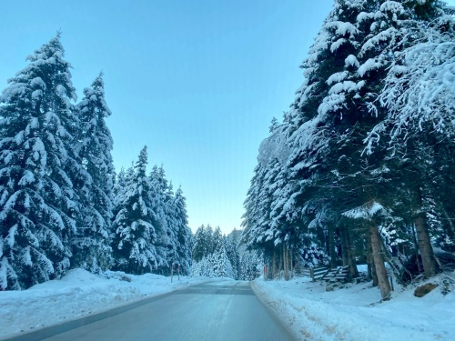 The road to Subai (from Innsbruck)